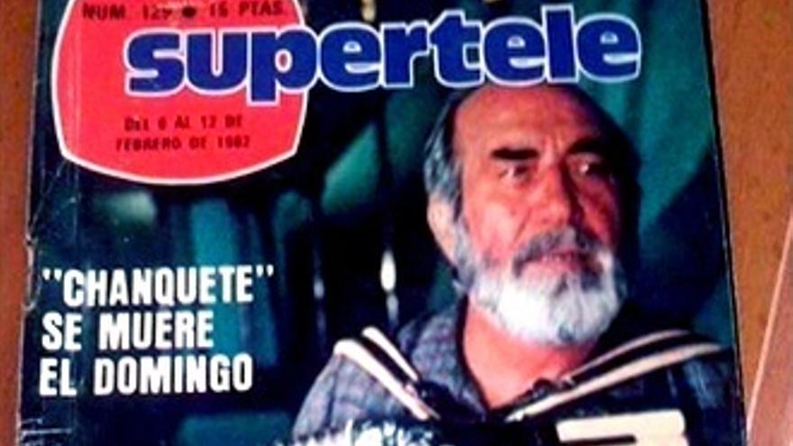 'Cuando se hacían spoilers con dos coj...': 'Chanquete muere el domingo'