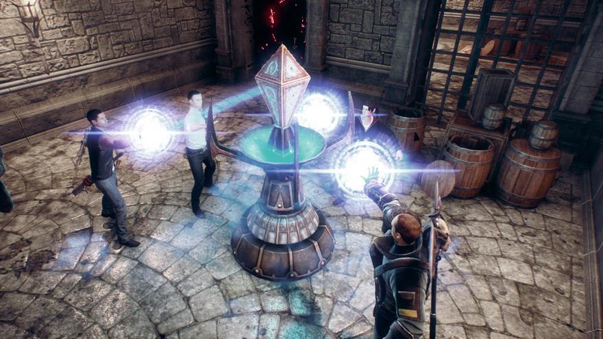 Shadow Realms Gamescom 2014