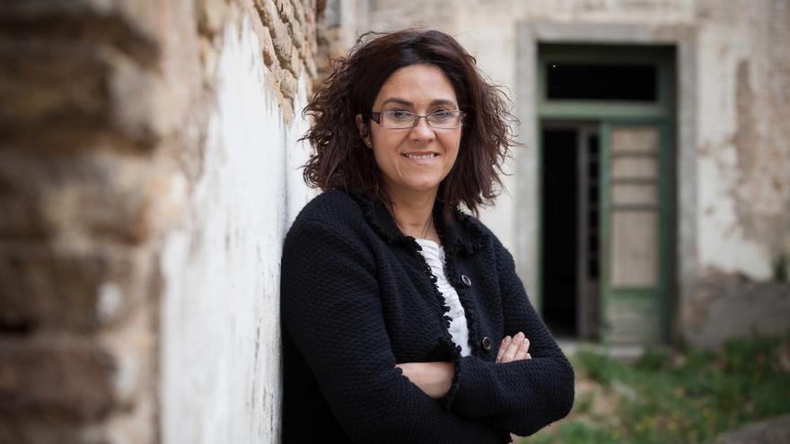 Susana Gaspar. Foto: Juan Manzanara.