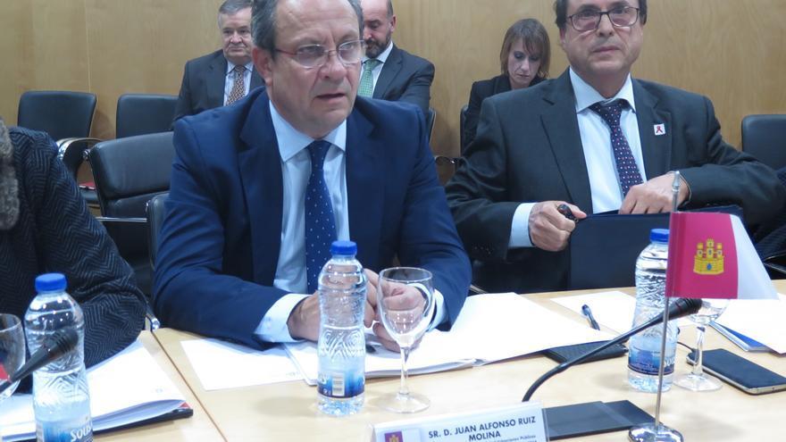 Ruiz Molina en el Consejo de Política Fiscal y Financiera