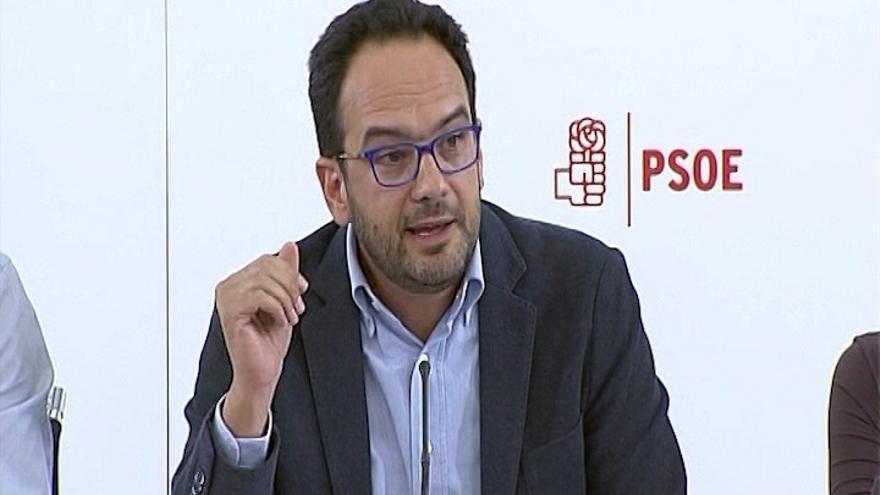 """El PSOE ve """"interesante"""" la propuesta de 'mailing' conjunto pero avisa de que habría que cambiar la ley"""