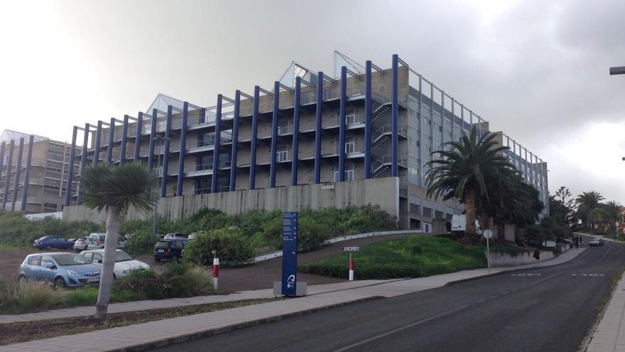 Facultad de ingeniería de la ULPGC