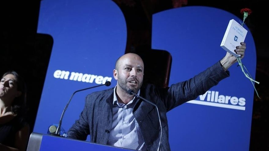 Villares, el juez que cuelga la toga para cambiar leyes injustas y tiene el reto del 'sorpasso' al PSOE