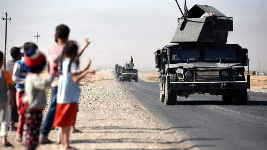 El gobierno kurdoiraquí tortura niños para confesar que eran del EI, dice HRW