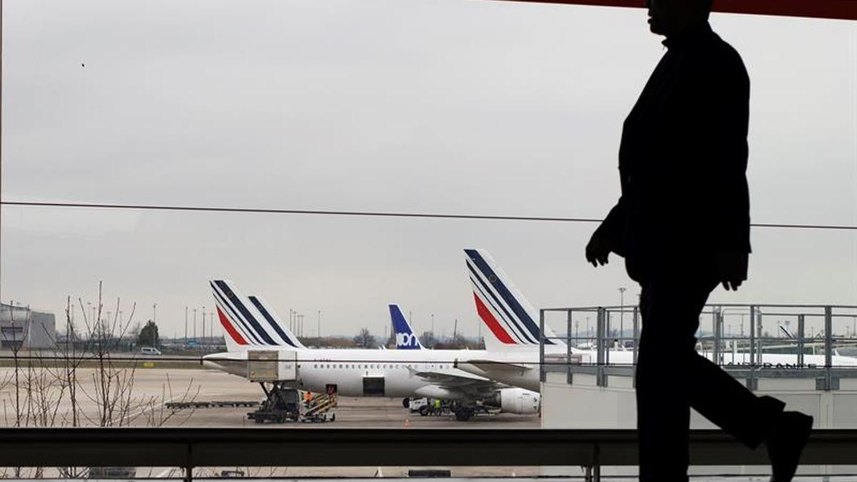 Francia aprueba en primera lectura la prohibición de los vuelos nacionales cortos cuando se pueda ir en tren