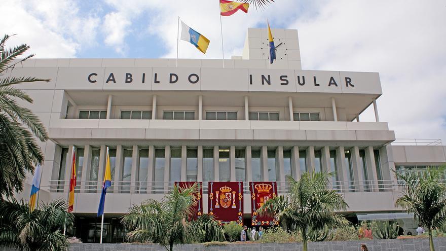 Cabildo de Gran Canaria (ALEJANDRO RAMOS)