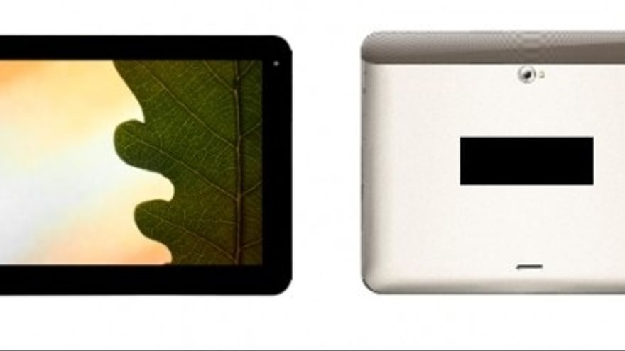 """Quercus 9,7 una tablet """"Made in Spain"""""""