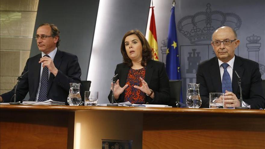 El Gobierno condiciona los fondos a Cataluña al pago de sus proveedores