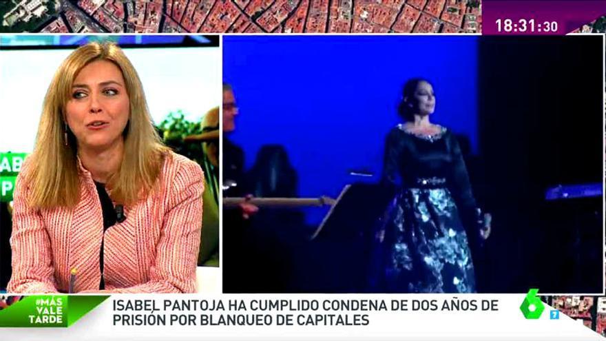 'Más vale tarde' ha hablado de la condena cumplida por Isabel Pantoja