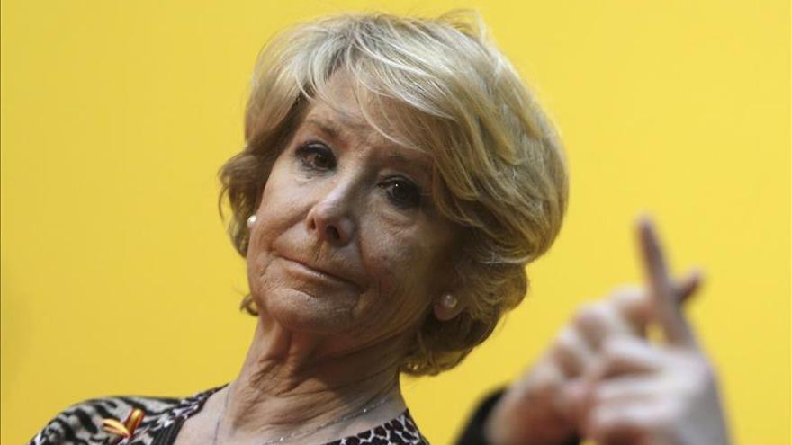 Aguirre comparecerá en la comisión de corrupción de la Asamblea