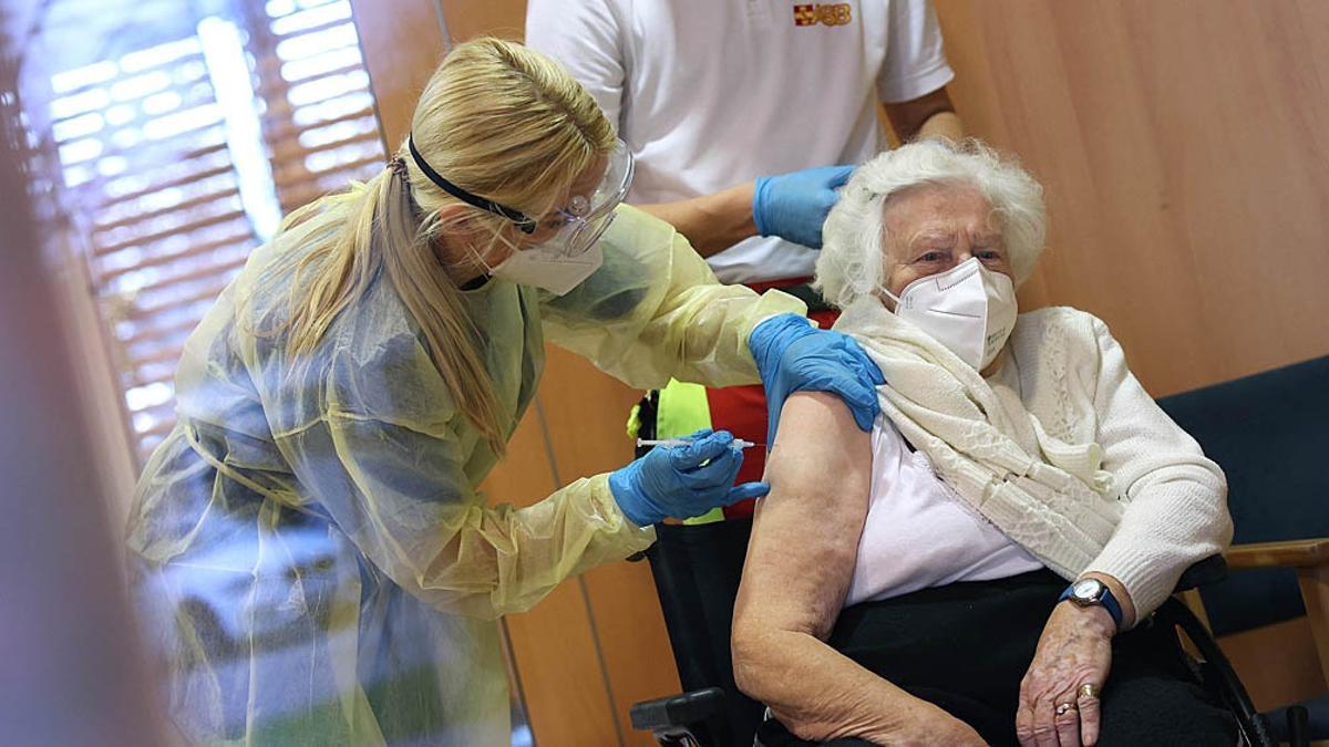 El Gobierno porteño anunció los próximos pasos a seguir con respecto al plan de vacunación.