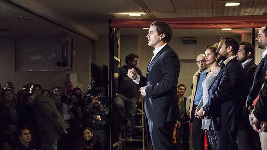 Rivera afirma que si no consigue gobernar, liderará la oposición