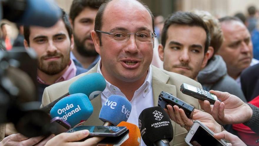 El presidente de Murcia declara mañana como investigado en el caso Auditorio