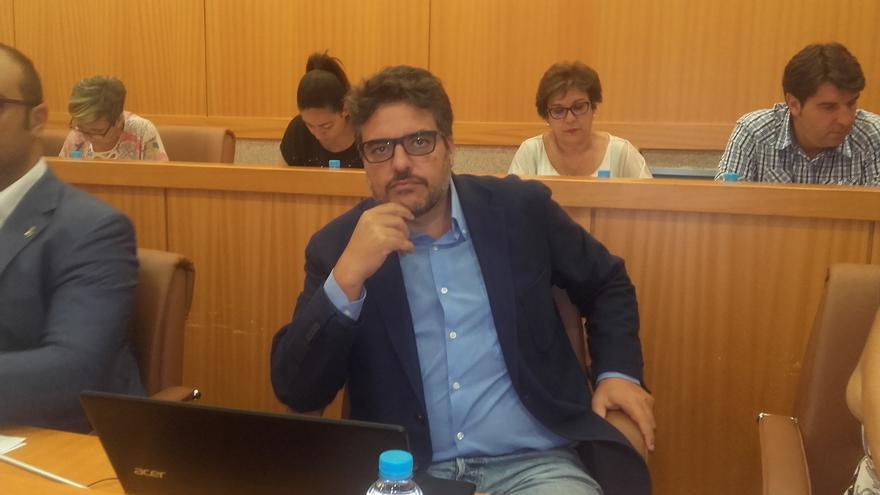 El concejal de Ganemos Talavera, Miguel Ángel Sánchez / Europa Press