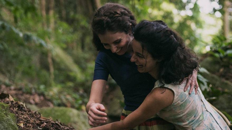 Carol-Duarte y Julia-Stockler interpretan a Guida y Eurídice, hermanas separadas por avatares de la vida