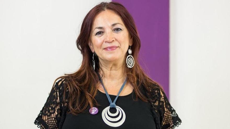 María del Río (Sí Podemos Canarias)