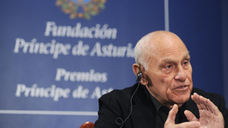 Richard Serra ganador del Príncipe de Asturas de las Artes