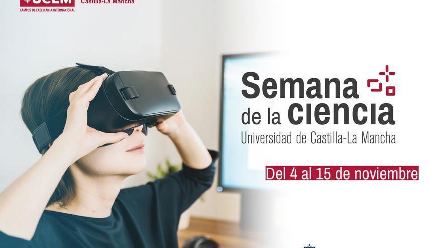 Cartel informativo Semana de la Ciencia 2019
