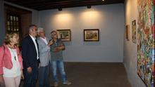 La exposición Arte Inter-Lustral ofrece un punto de vista contemporáneo a la plasmación artística de La Bajada
