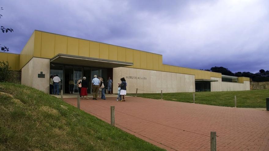 La cultura aborigen de Gran Canaria viaja al Museo de Altamira