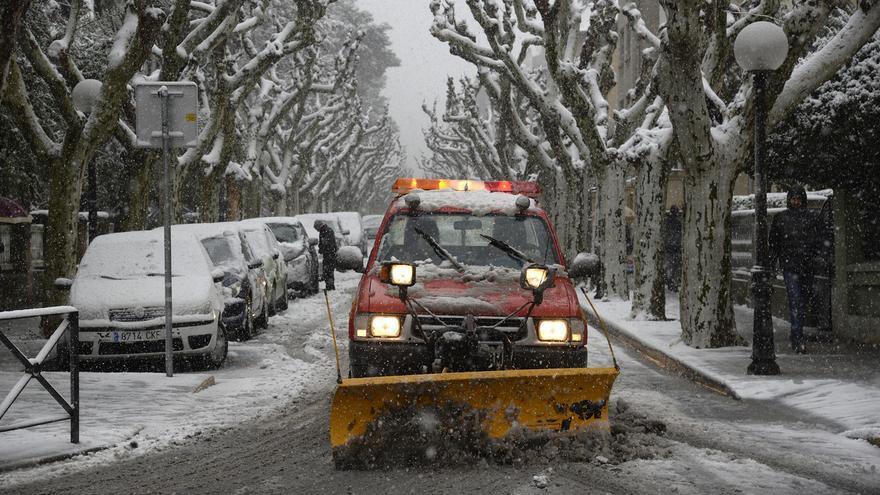 La provincia de Huesca ha sido la más afectada