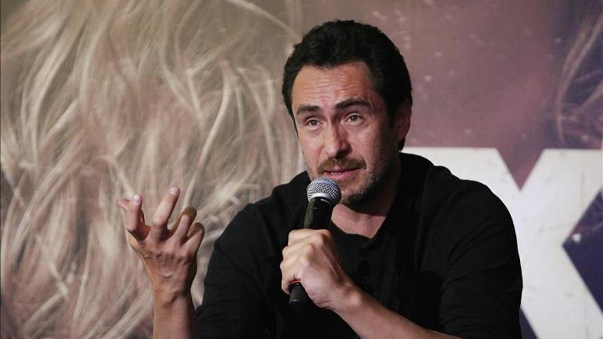 """Demián Bichir: """"Trabajar con Tarantino fue todo lo que imaginé y más"""""""