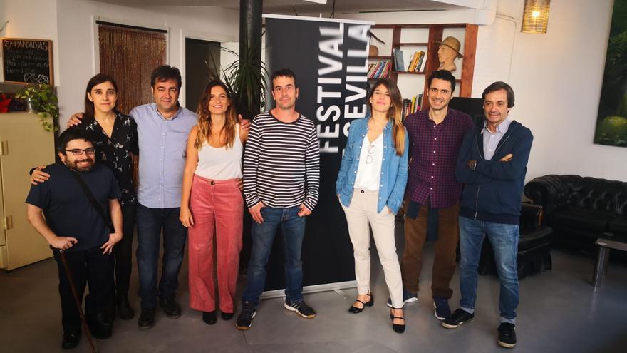 Juan Antonio Bermúdez, María Cañas, Jesús Ponce, Laura Hojman, Paola García Costas, Antonio Donaire, Álvaro de Armiñán