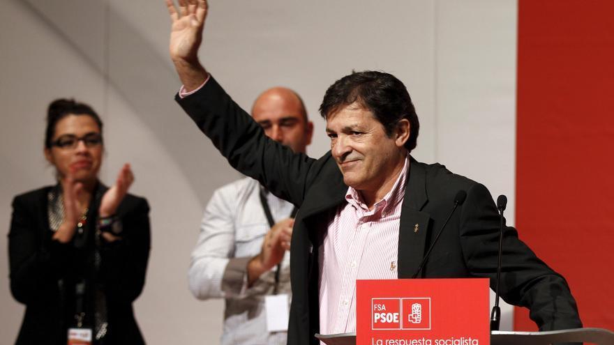 Javier Fernández, reelegido al frente del PSOE asturiano