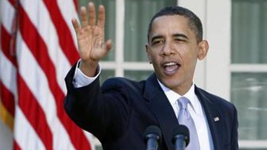 Obama convoca una cumbre sobre el empleo en diciembre