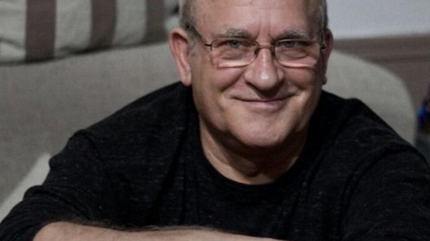 Rogelio Barrero, secretario general del Partido Comunista de Extremadura