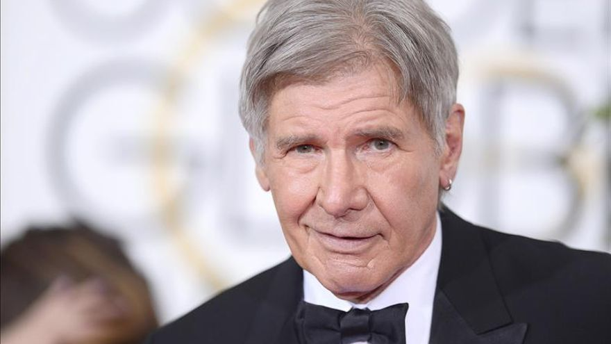 "Harrison Ford dice que Han Solo y Chewbacca son como un ""matrimonio mayor"""