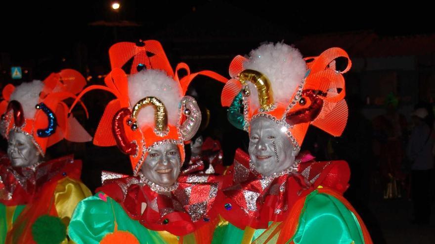 Mascaritas en el Carnaval de San Sebastián
