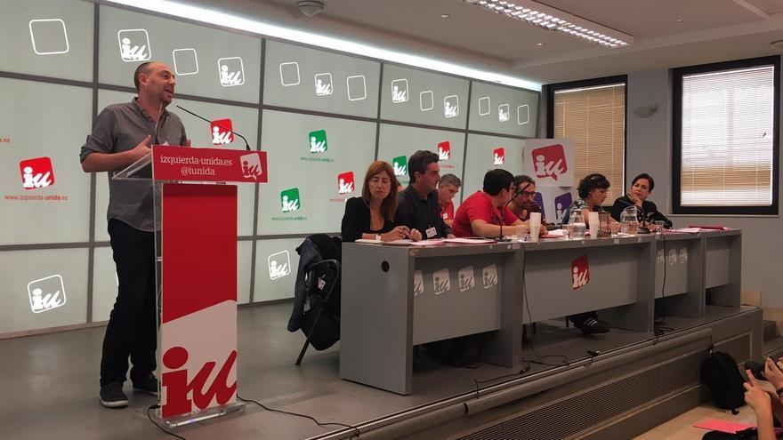 IU debate este sábado su Plan de Acción 2016-2017