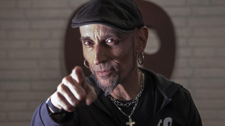 Fito Cabrales, exmiembro de 'Platero y tú' y líder de 'Fito & Fitipaldis'