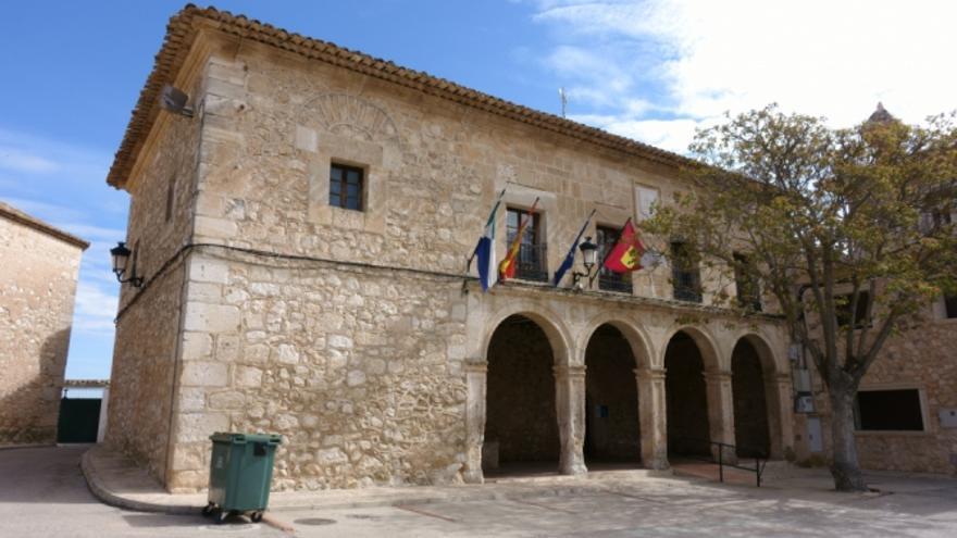 Ayuntamiento de La Alberca de Záncara