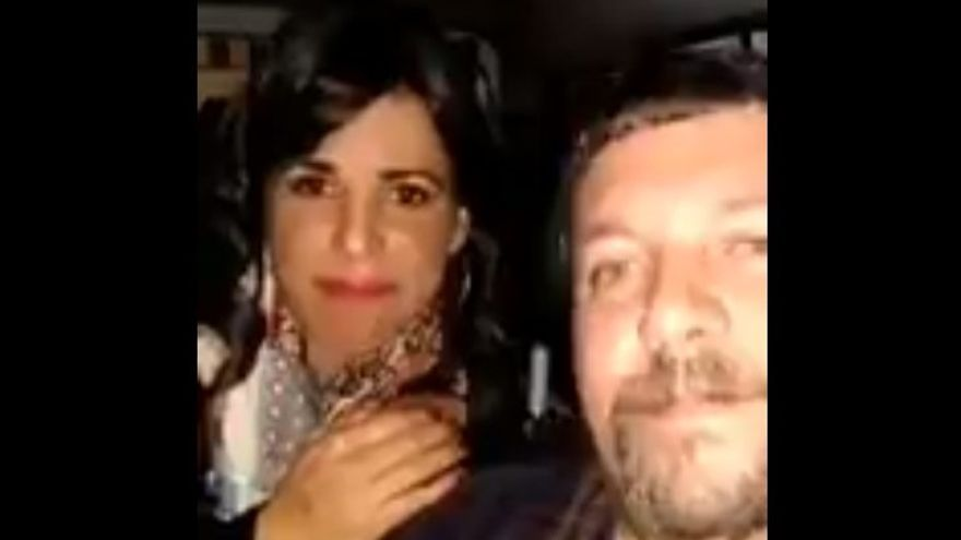 """Teresa Rodríguez hace un vídeo en apoyo a la """"pelea"""" de los taxistas frente a """"multinacionales y fondos buitre"""""""