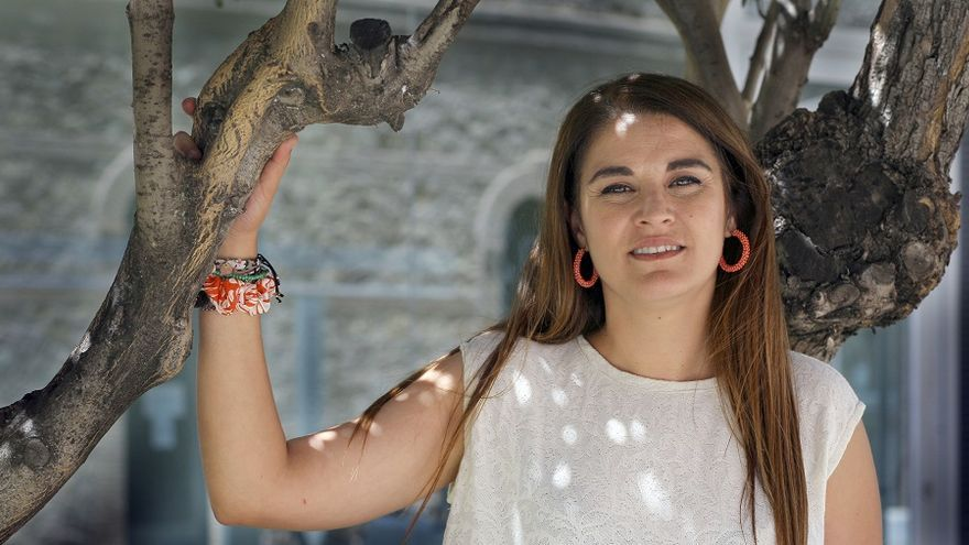 La consellera de Agricultura, Desarrollo Rural, Emergencia Climática y Transición Ecológica, Mireia Mollà