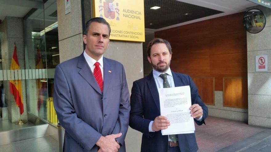 """VOX solicitará """"medidas contundentes"""" para Anna Gabriel (CUP) y todos los investigados por el 'procés'"""