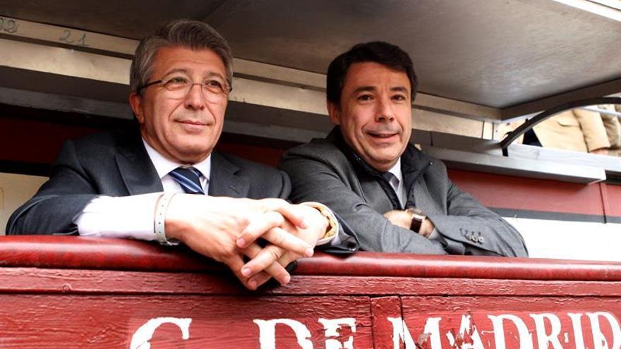 Ignacio González y Enrique Cerezo declararán el lunes como investigados