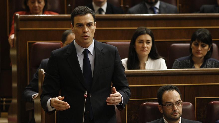 El Congreso vota hoy por primera vez las líneas maestras de la reforma constitucional del PSOE