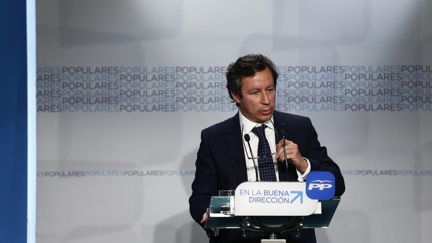 """Floriano ve a Sánchez """"preso"""" del PSC y cree que muchos socialistas quieren que se cumpla la ley"""