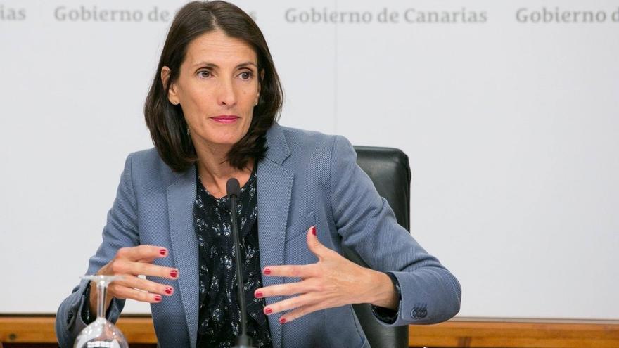 Consejera canaria de Cultura niega haber falseado o maquillado los datos del Festival de Música de Canarias