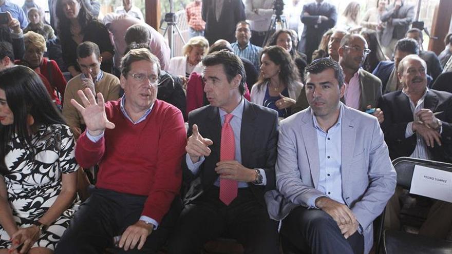José Manuel Soria y Gabriel Mato