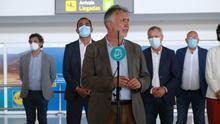 Canarias mantiene su voluntad de reforzar las medidas sanitarias entre quienes llegan a las Islas