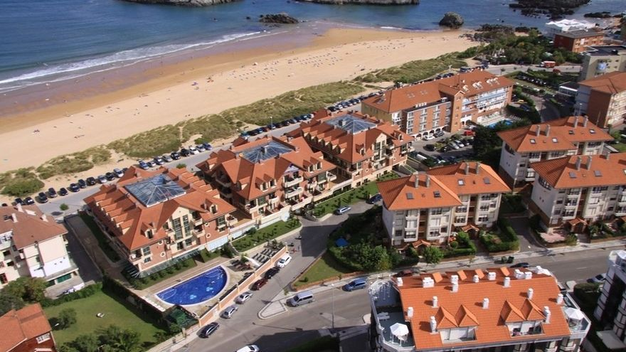 Cantabria registra el mejor agosto de la historia en grado de ocupación hotelera