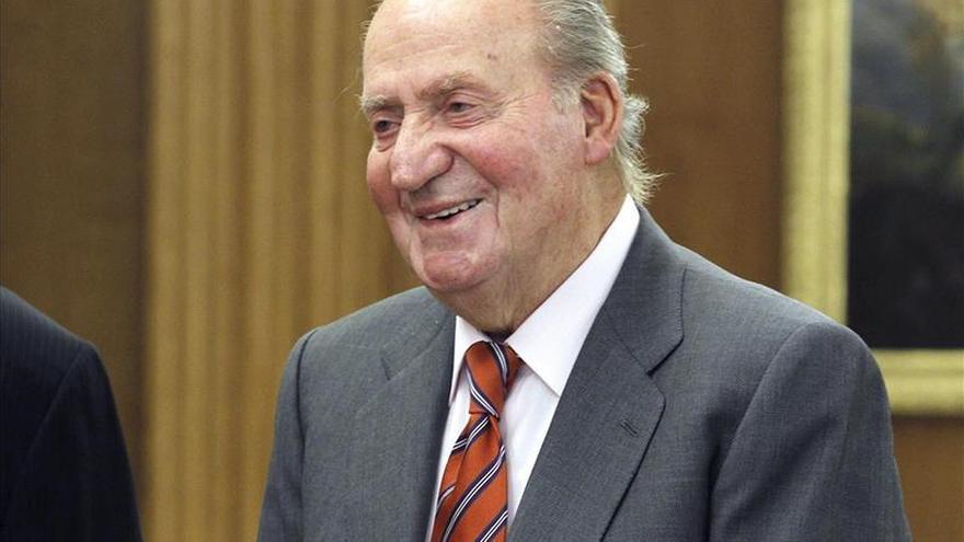 Don Juan Carlos cumple hoy 77 años