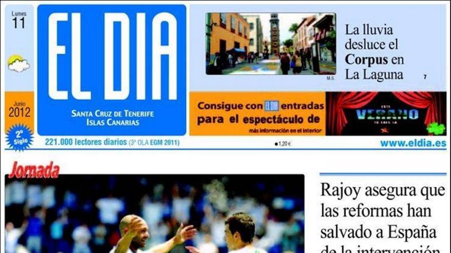 De las portadas del día (11/06/2012) #4