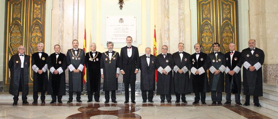 Resultado de imagen de justicia española de risa