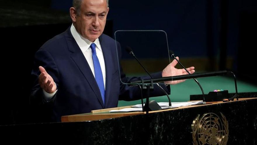 """Netanyahu trabajará con Trump """"para alcanzar la paz con sus vecinos"""""""