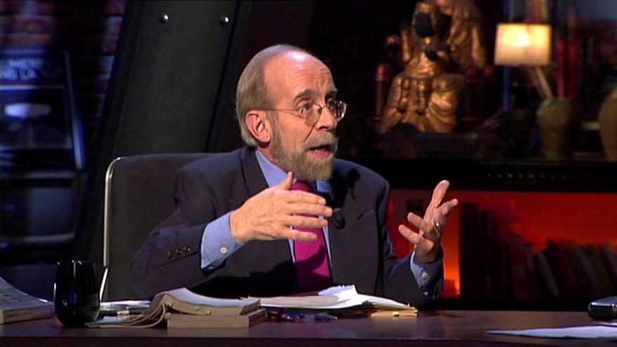 Enrique de Vicente en 'Cuarto Milenio'